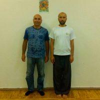 Встреча с буддийским учителем Трдатом Аникяном,-проповедующим Дхарму в Ереване и Москве